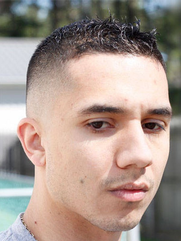 Pin By Michael Lozano On Haircut Pinterest Haircut Styles - Mens hairstyle army cut