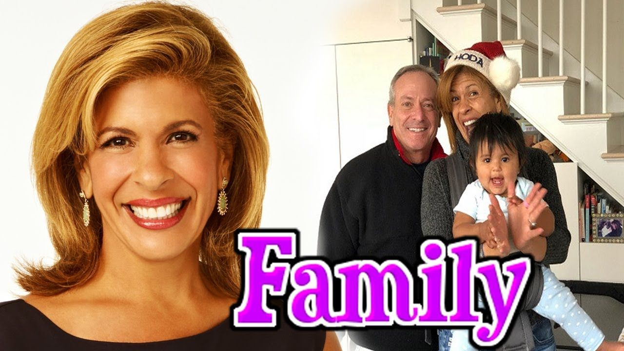 Hoda Kotb Family Photos With Husband And Partner Joel Schiffman 2019 Famous Sports Sports Gallery Hoda Kotb