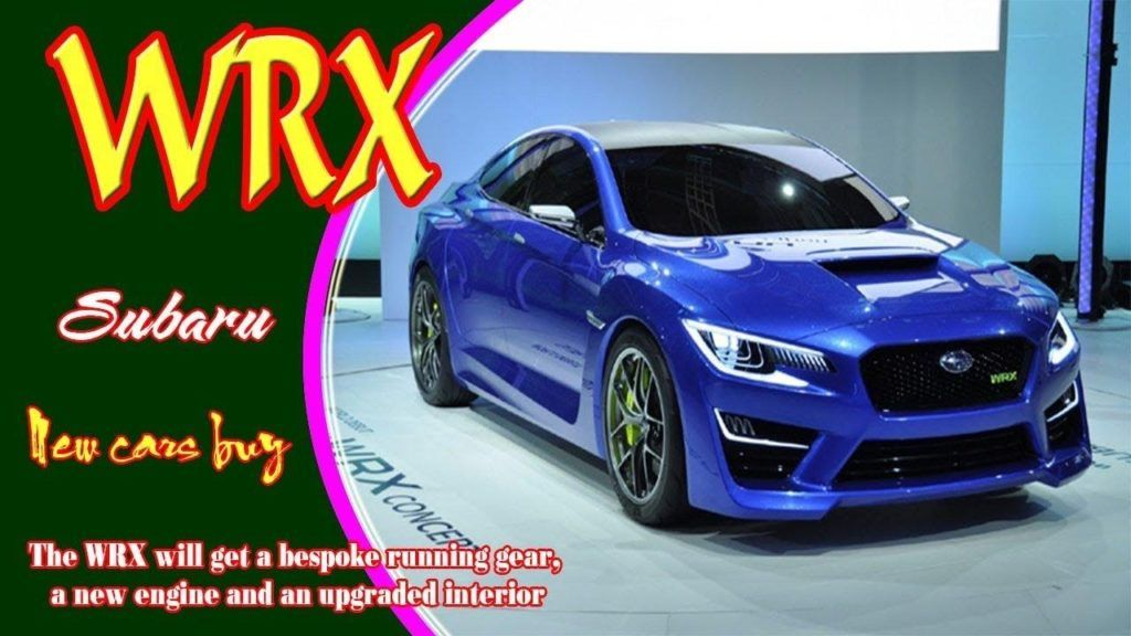 2019 Subaru Wrx 2019 Subaru Wrx Hatchback 2019 Subaru Wrx Sti