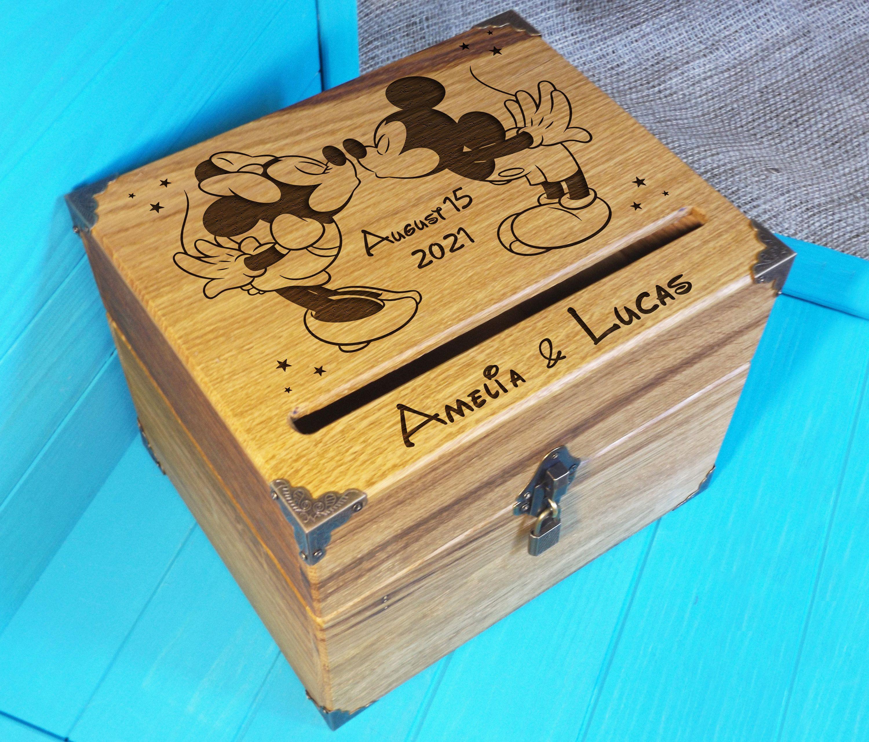 22+ Wood wedding card box with slot ideas