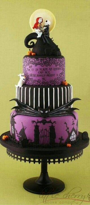 7 sortes de maquillage que les hommes détestent Halloween cakes - halloween birthday cake ideas