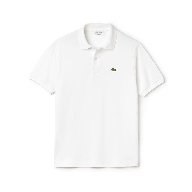 12 Lacoste Petit Taille Polo En Classic Fit L Uni Piqué 12 Grande TqdqZRpwxt