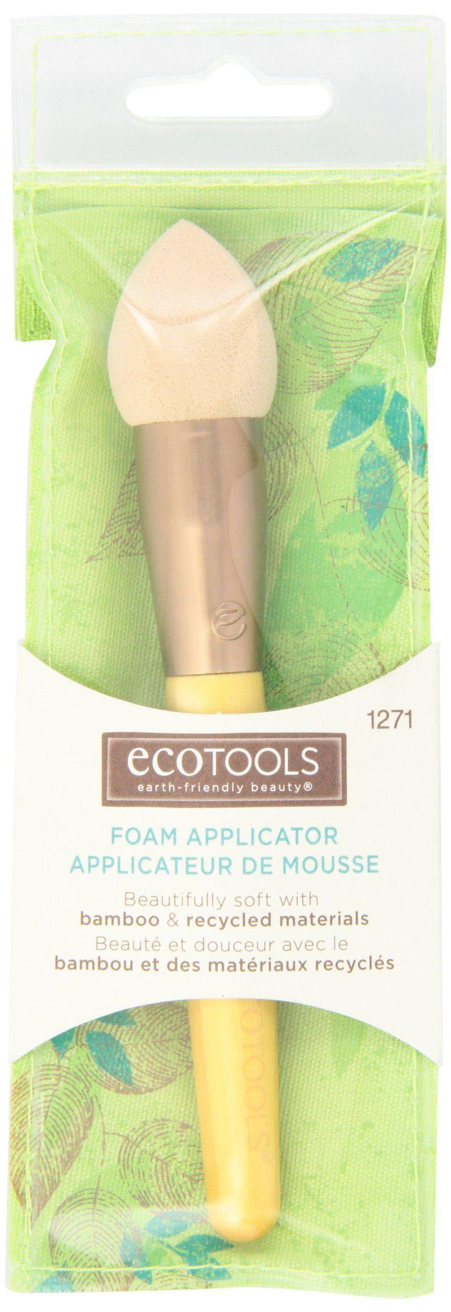 EcoTools Foam Applicator Brush Ecotools, Makeup tools
