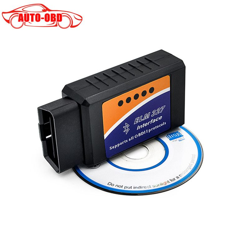 Ford OBD2 Bluetooth Android Handy ELM327 KFZ Interface Diagnose Scanner Adapter