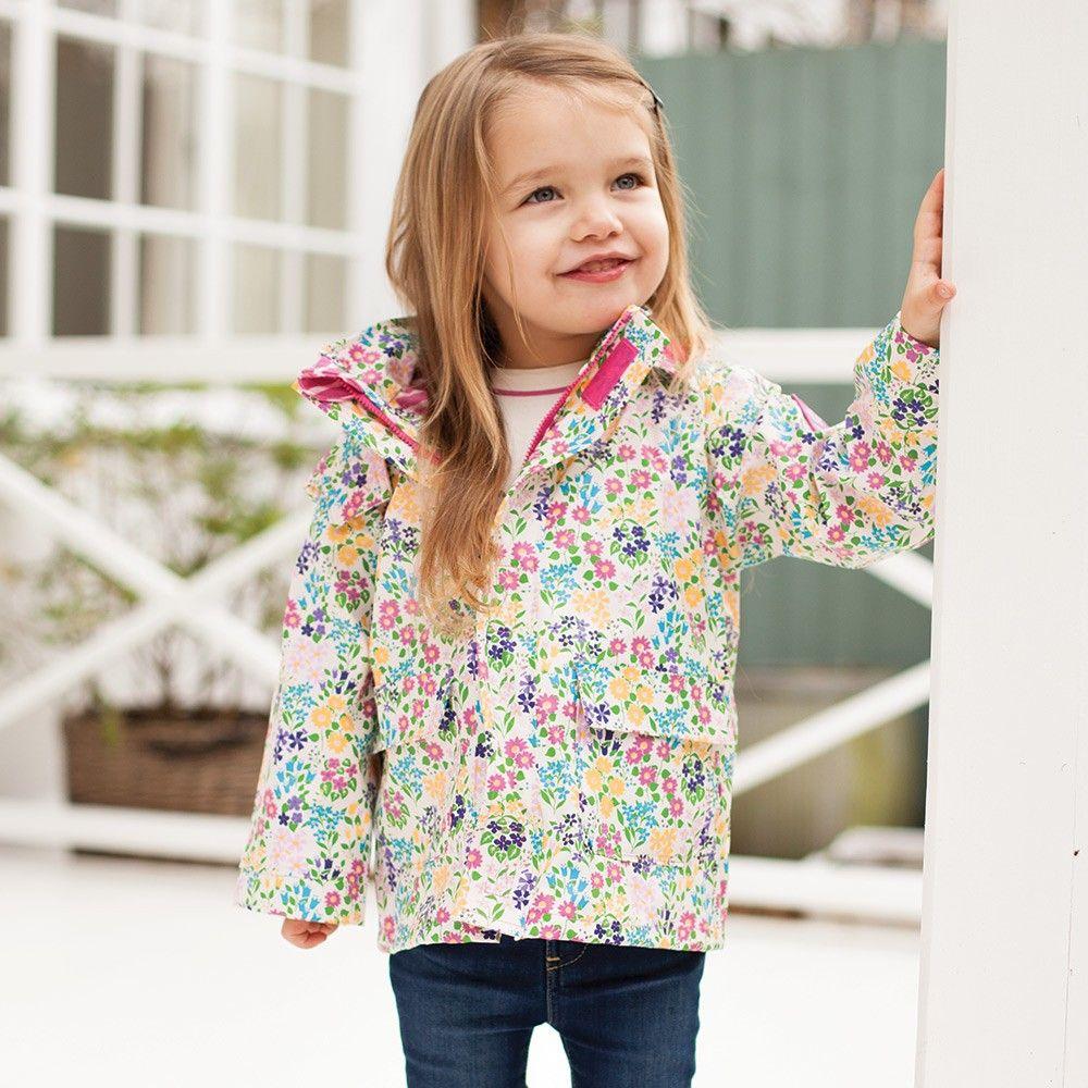 0887b41a2416 Girls  Blossom Fisherman s Jacket
