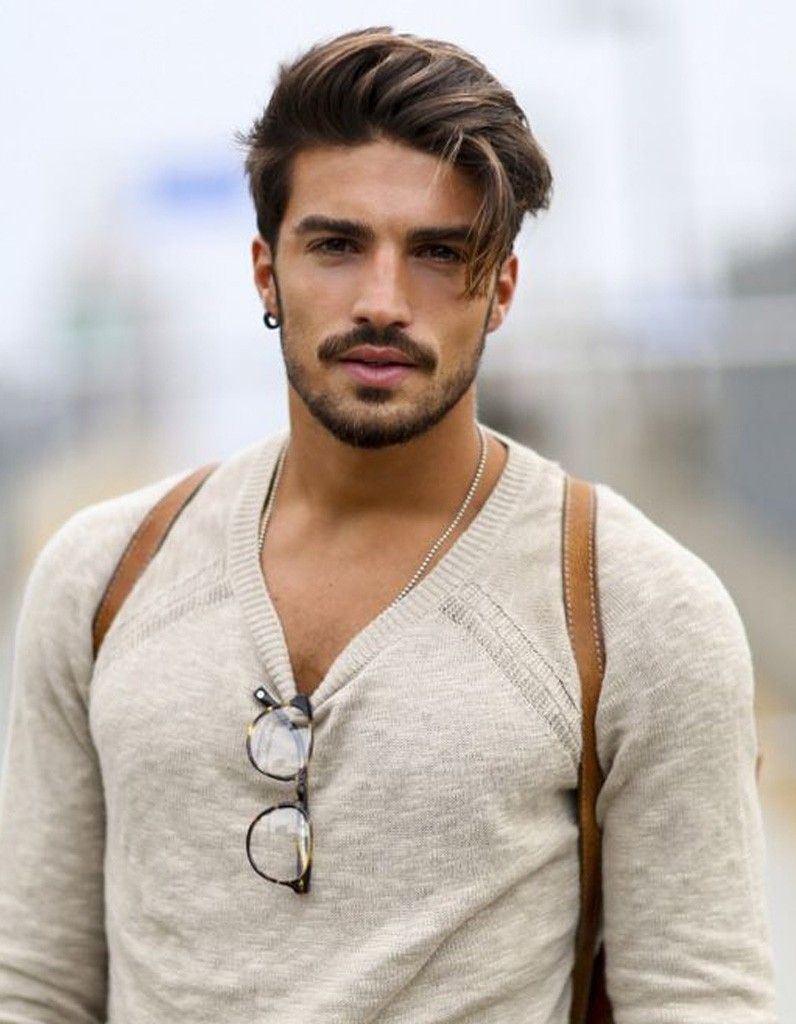 Idee coupe cheveux mi long homme