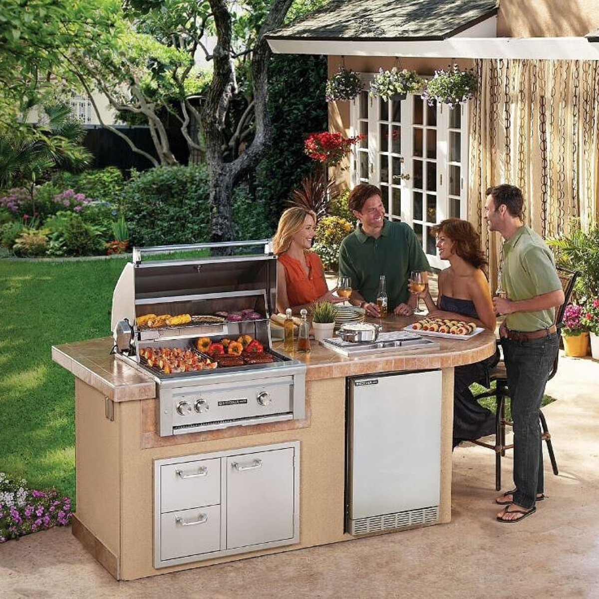 Shop Grills And Grilling Accessories At Milcarsky S Appliance Centre In 2020 Outdoor Kitchen Appliances Outdoor Kitchen Outdoor Kitchen Design