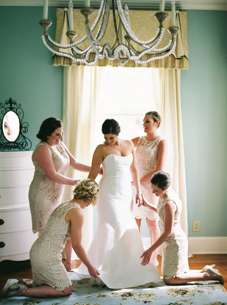 Bride's getting ready | fabmood.com