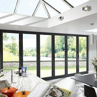 Find the perfect Bi-Fold doors to match your home