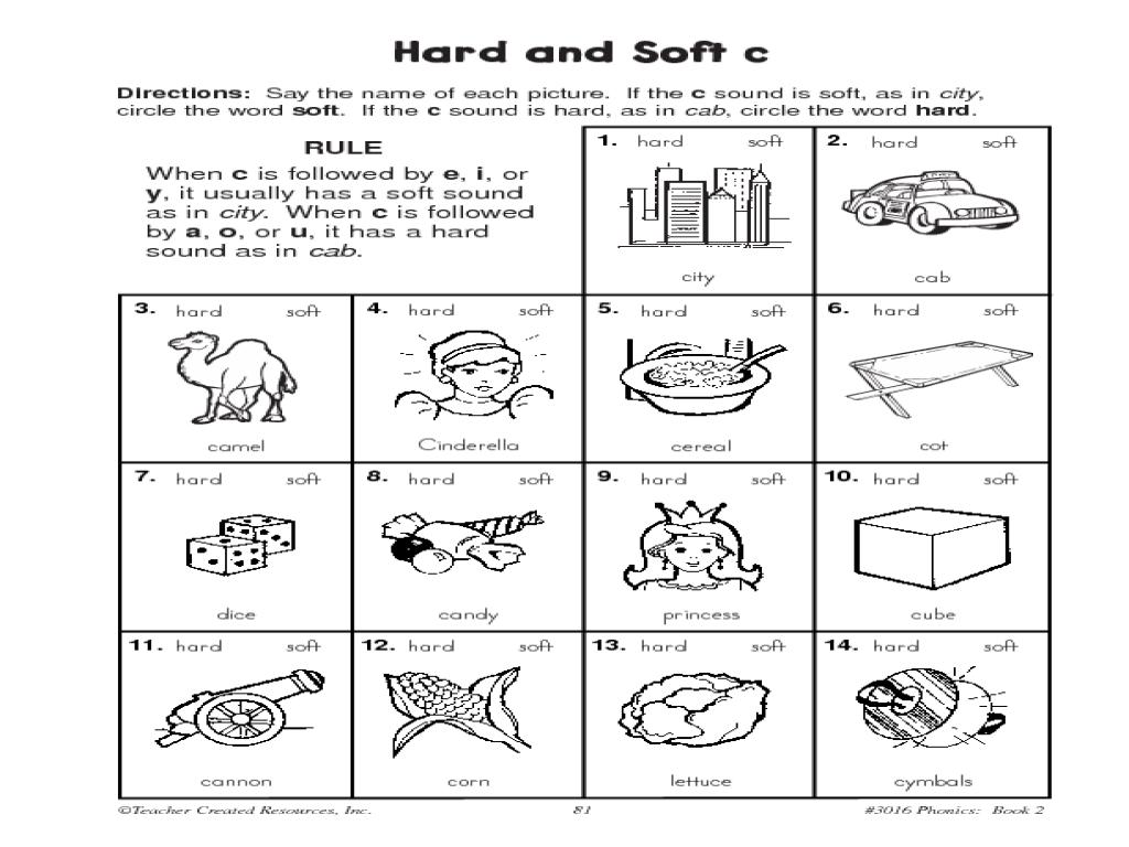 short vowels hard and soft c practice worksheet lesson planet special education short. Black Bedroom Furniture Sets. Home Design Ideas