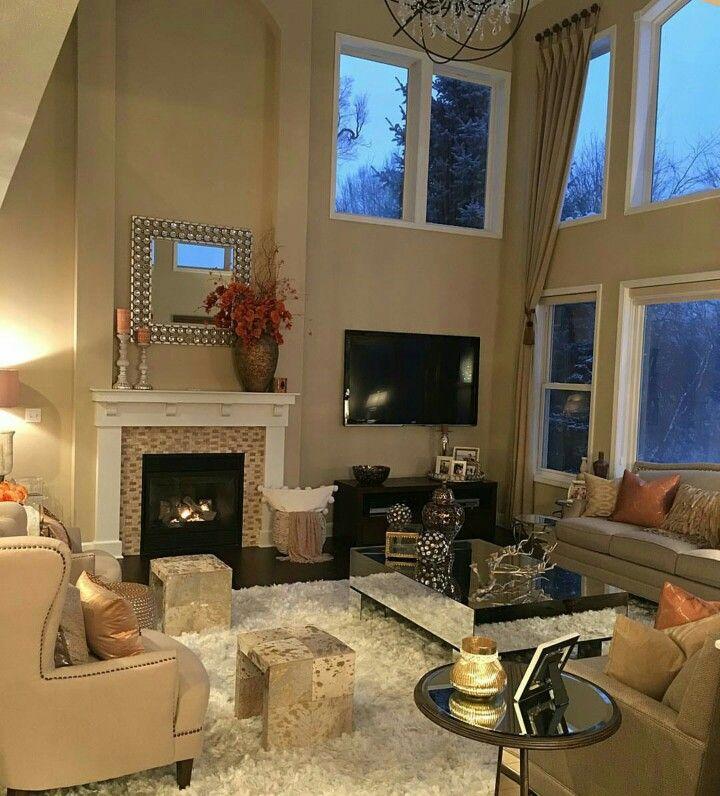 Comfy insides... Home living room ideas.