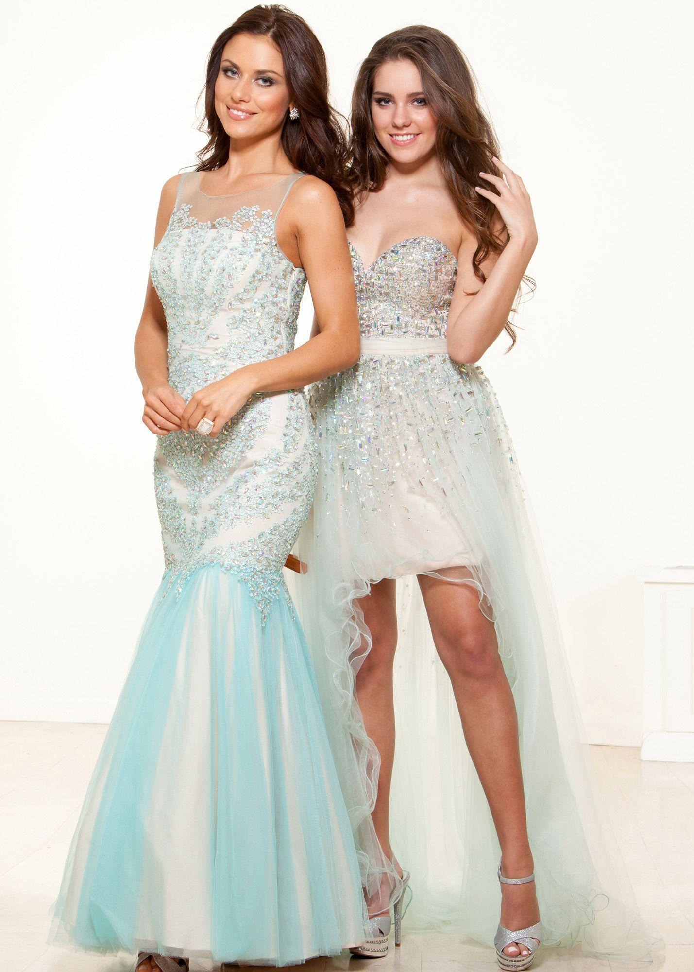 Terani p aquanude mermaid portrait prom dresses online