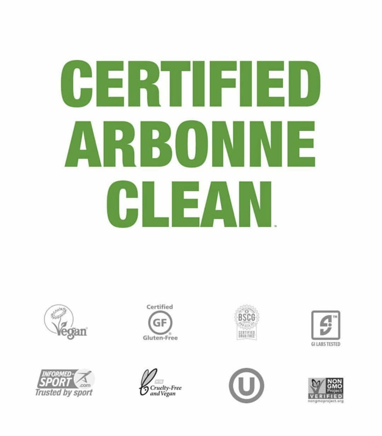 Certified Arbonne Clean Means That We Not Only Have Tons Of