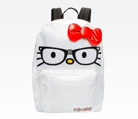 5f68cd0a4d Hello Kitty Backpack  Nerd. I remember I saw this trending at my school.
