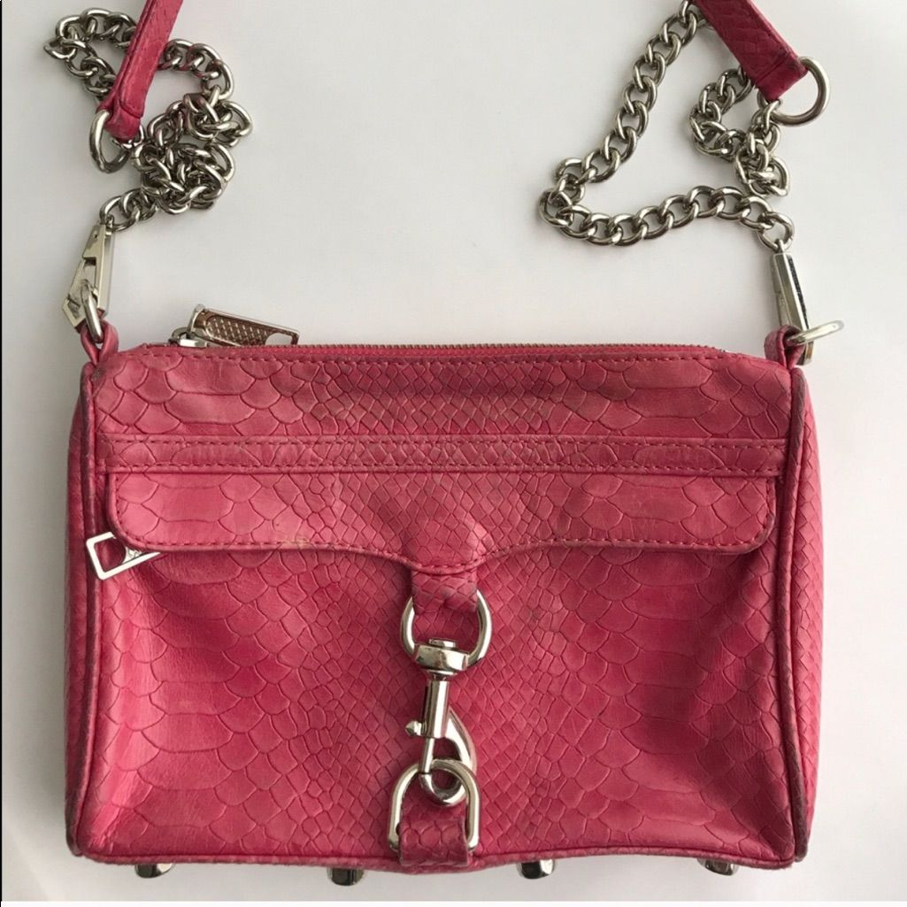 Rebecca Minkoff Mini Mac Adorable, Fair Condition