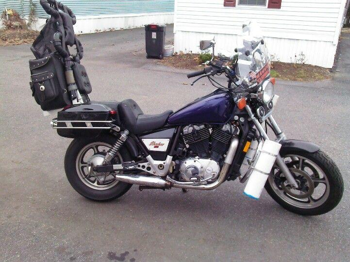 My 86 Honda Shadow Vt1100
