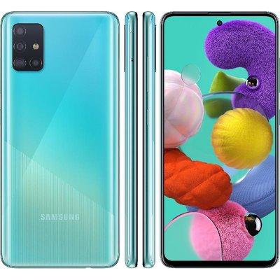 Samsung Galaxy A51 Prism Crush Blue 6gb 128gb At Jarir Com Ksa Samsung Samsung Galaxy Samsung Phone Cases