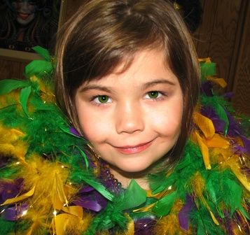 Party Activities for Mardi Gras