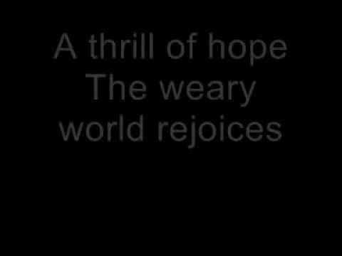 Song Oh Holy Night By Celine Dion With Lyrics 5 12 2013 This Is One Of My Favorite Christmas Songs Oh Holy Night Favorite Christmas Songs Celine Dion