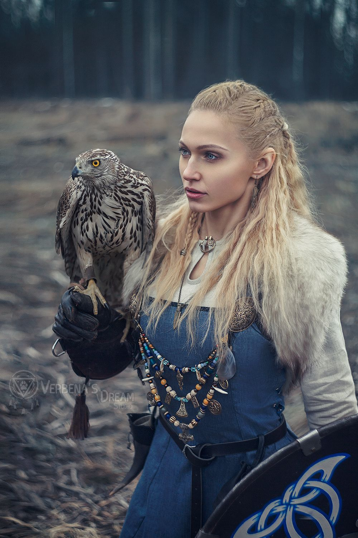Lagertha Viking Cosplay Nordic Scandinavian Viking Warrior Woman Warrior Woman Viking Woman