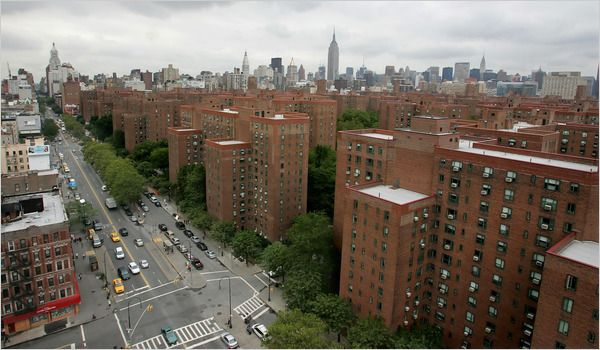 Amazing N.Y. Housing Complex Is Turned Over To Creditors