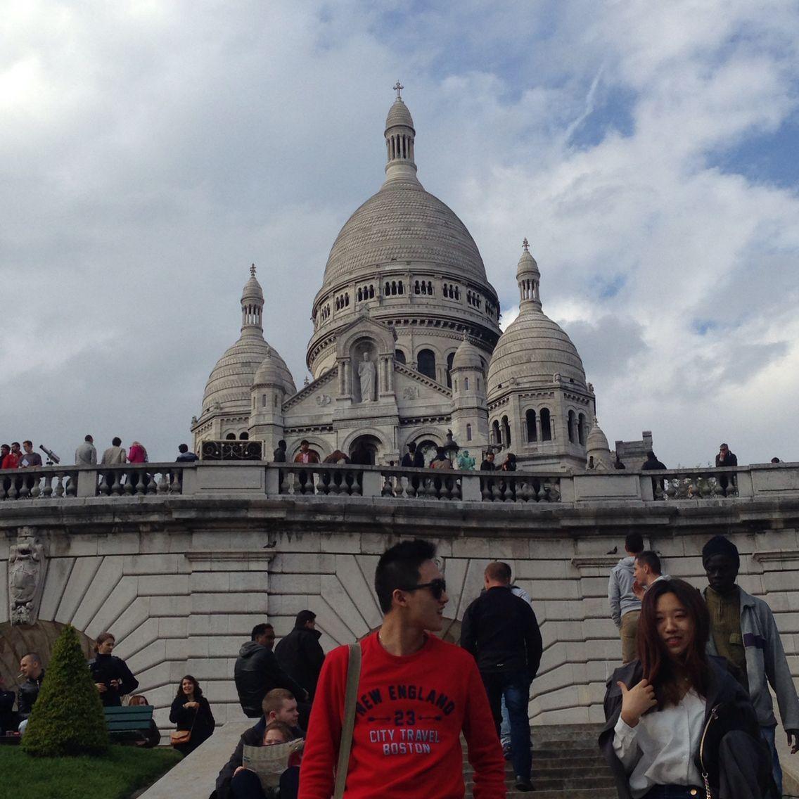Pin By Reeya Kansra On Paris Landmarks Paris Taj Mahal
