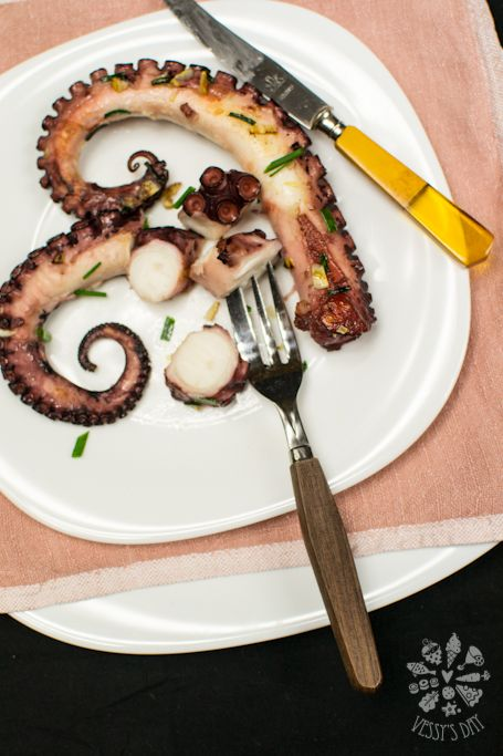 How to cook tender octopus. Now I just need to find out ...