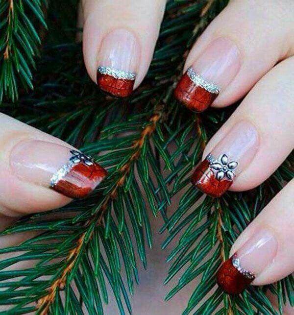 Pin de jeimy paola echeverria galvis en uñas | Pinterest | Diseños ...
