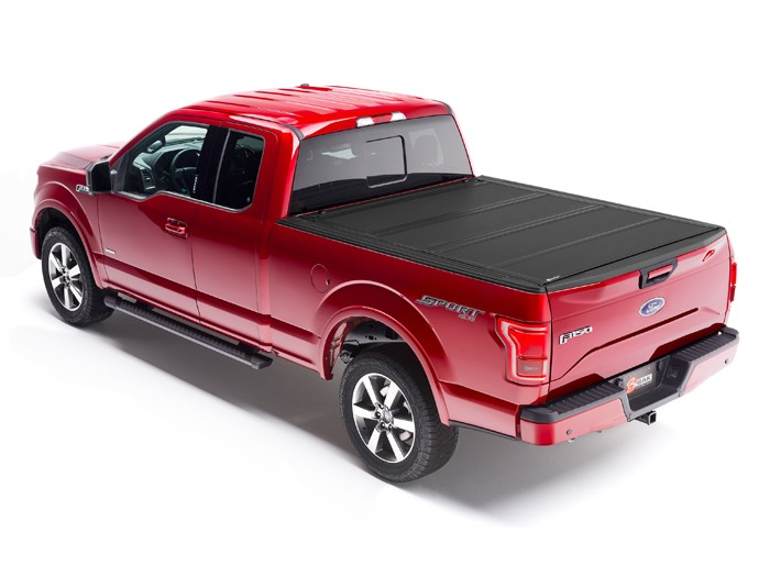 20042014 F150 & Raptor 5.5Ft Bed BAKFlip MX4 Hard Folding