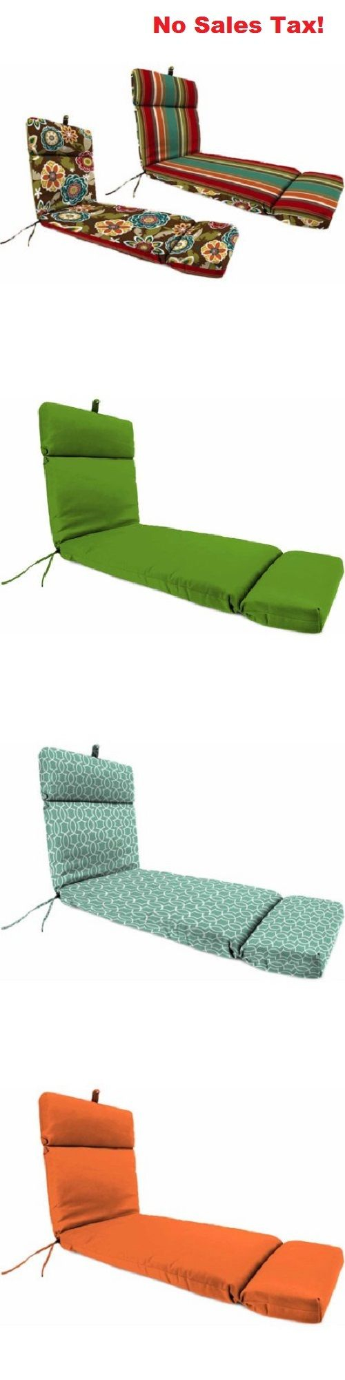 Chaise cushions  sc 1 st  Pinterest : chaise pads - Sectionals, Sofas & Couches