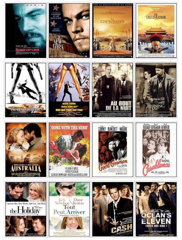 Check This Out Hollywood S Most Common Trends In Movie Posters Movie Posters Movie Posters Design Best Pictures Ever