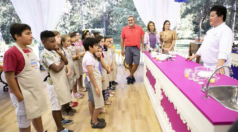 Rogerio Shimura Participa Do Junior Bake Off Brasil Brasil Carrinhos Gourmet E Masterchef