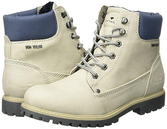 TOM TAILOR Damen 3790101 Stiefel: : Schuhe