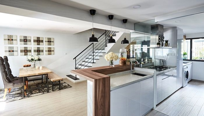 Best 10 Gorgeous Hdb Maisonettes In Singapore You Ll Want To Move Into Apartment Interior Design 400 x 300