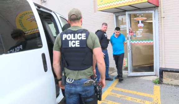 ICE Arrests 200 In North Carolina, South Carolina, Georgia... MORE TO COME