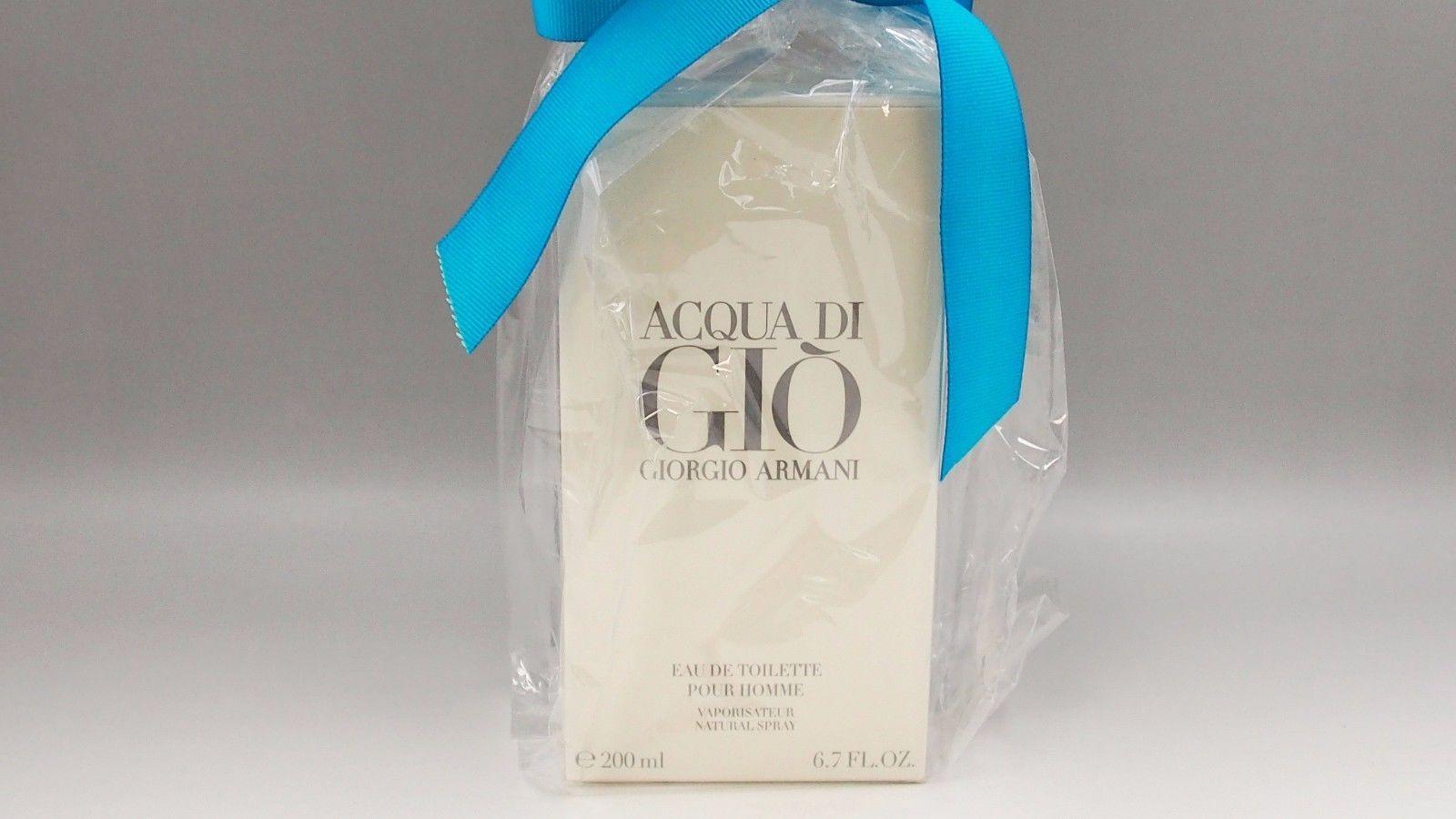 #Trending - Acqua Di Gio by Giorgio Armani Eau De Toilette 6.7 oz 200ml For Men https://t.co/mVMsyhX70y Ebay https://t.co/tkAUdKh7eg