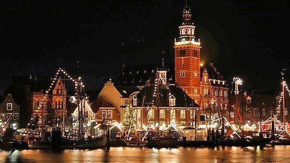 weihnachtsmarkt in leer ostfriesland ostfriesland. Black Bedroom Furniture Sets. Home Design Ideas