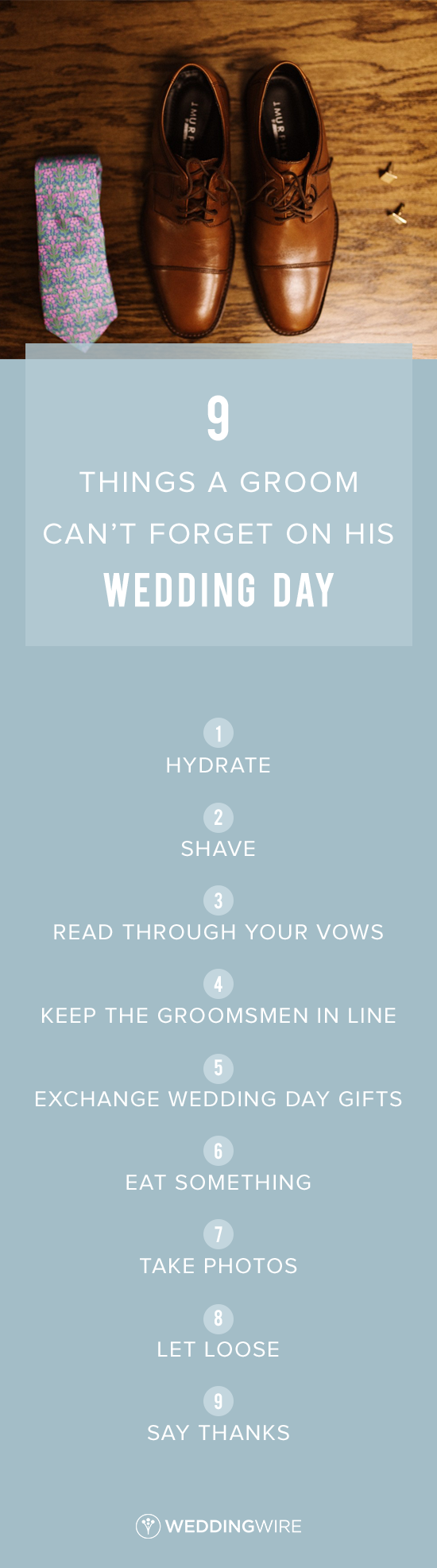 9 Things a Groom Can't Forget on His Wedding Day | Grooms ...