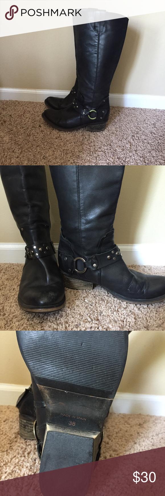 women's destroy boots