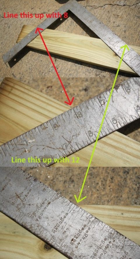 Framing Square To Layout Rafter