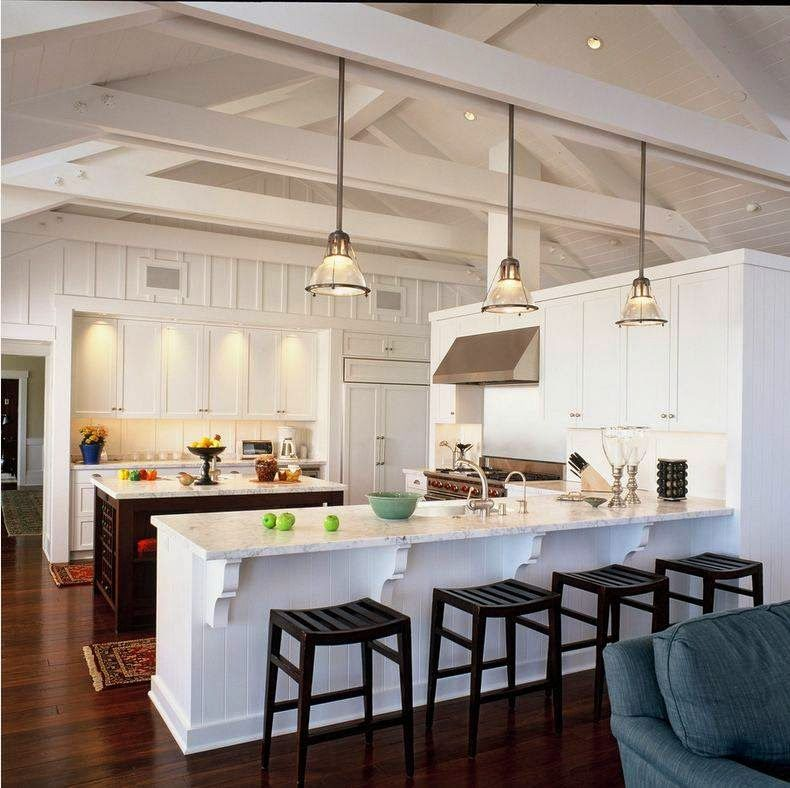 Butacas altas madera para desayunador buscar con google - Sillas altas para cocina ...