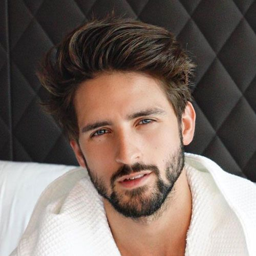25 New Long Hairstyles For Guys And Boys 2018 Update Long
