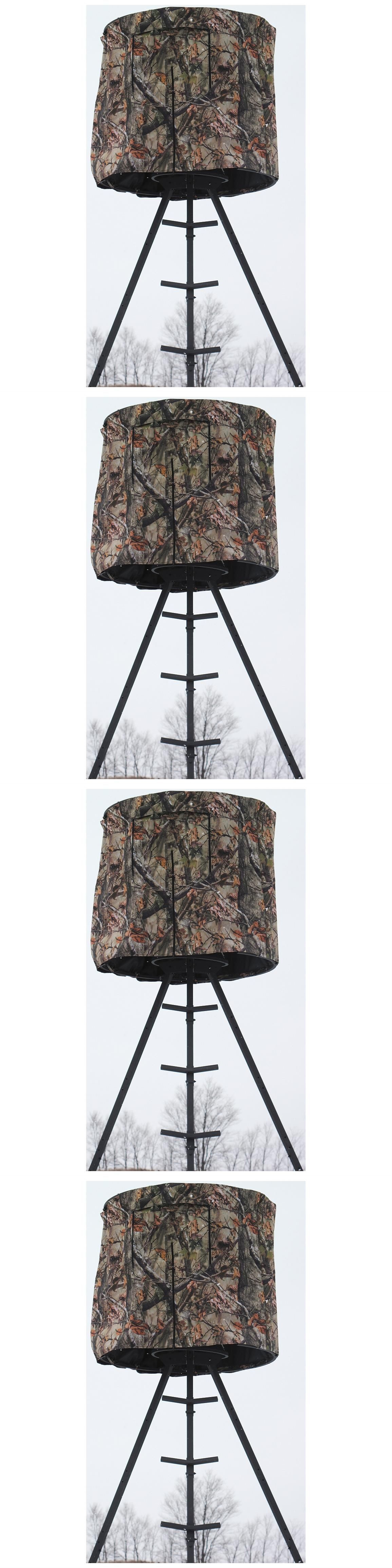 part sale box deer hunting youtube for blind blinds old out totes watch of