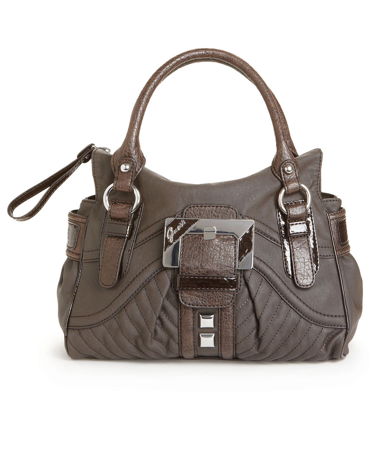 Guess Foldover Satchel Great Price This Might Be The Handbag Winner