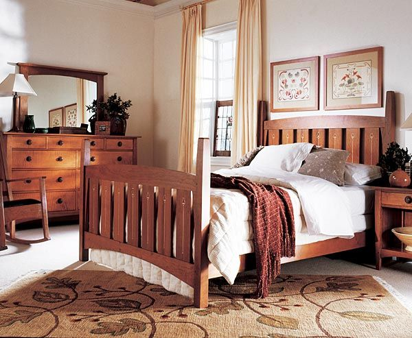 Our Stickley bed | My Style - Home | Pinterest | Modern, Bungalow ...