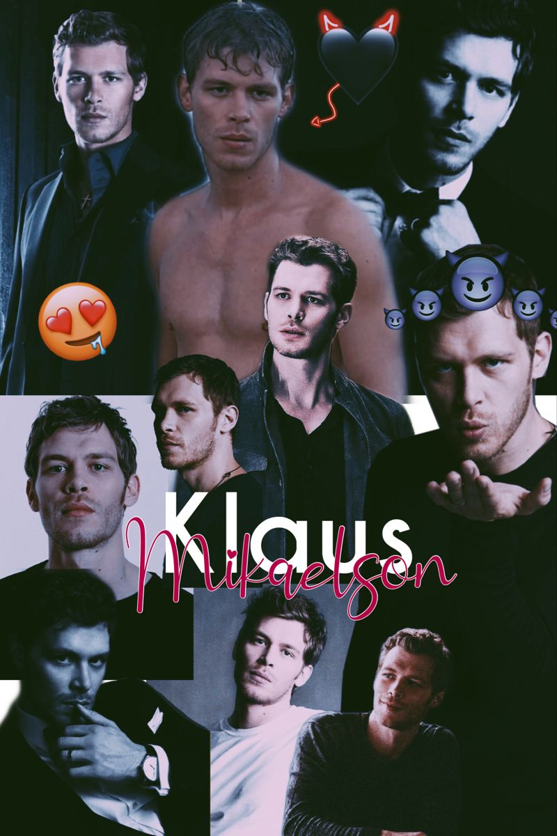 Klaus Mikaelson Vampire Diaries Wallpaper Vampire Diaries Guys Vampire Diaries Poster If you follow me on instagram, then you know how obsessed i am with the iphone, and that my beloved iphone 11 pro max came in last friday. klaus mikaelson vampire diaries