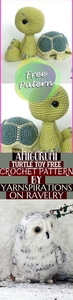 amigurumi turtle toy patrón de ganchillo gratis por yarnspirations en ravelry ,…