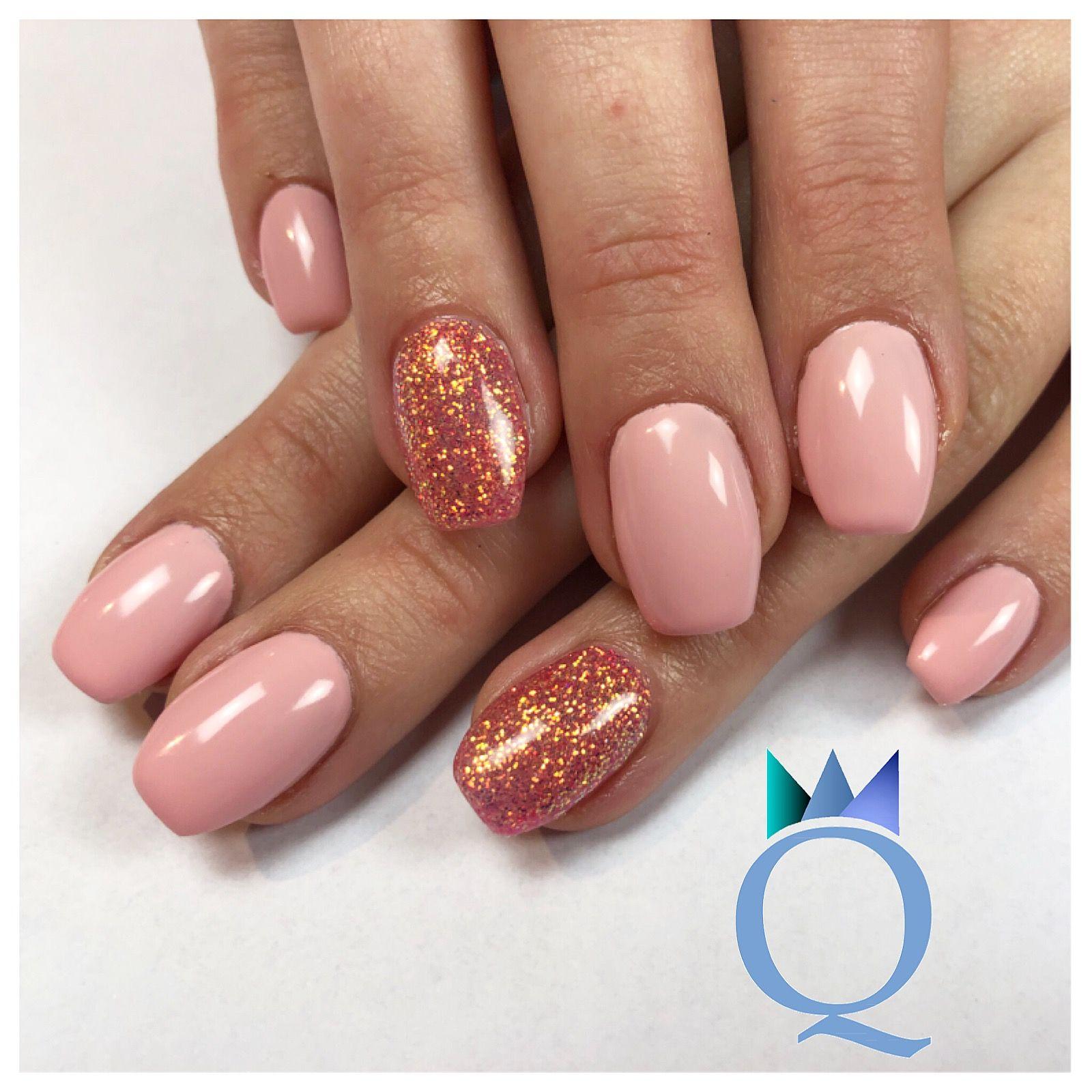 Einzigartig Nageldesign Sommer 2017 Ideen Von #coffinnails #gelnails #nails #pink #glitter #ballerinaform #gelnägel