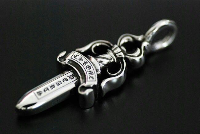 6d1a515563d8 Chrome Hearts Dagger Pendant