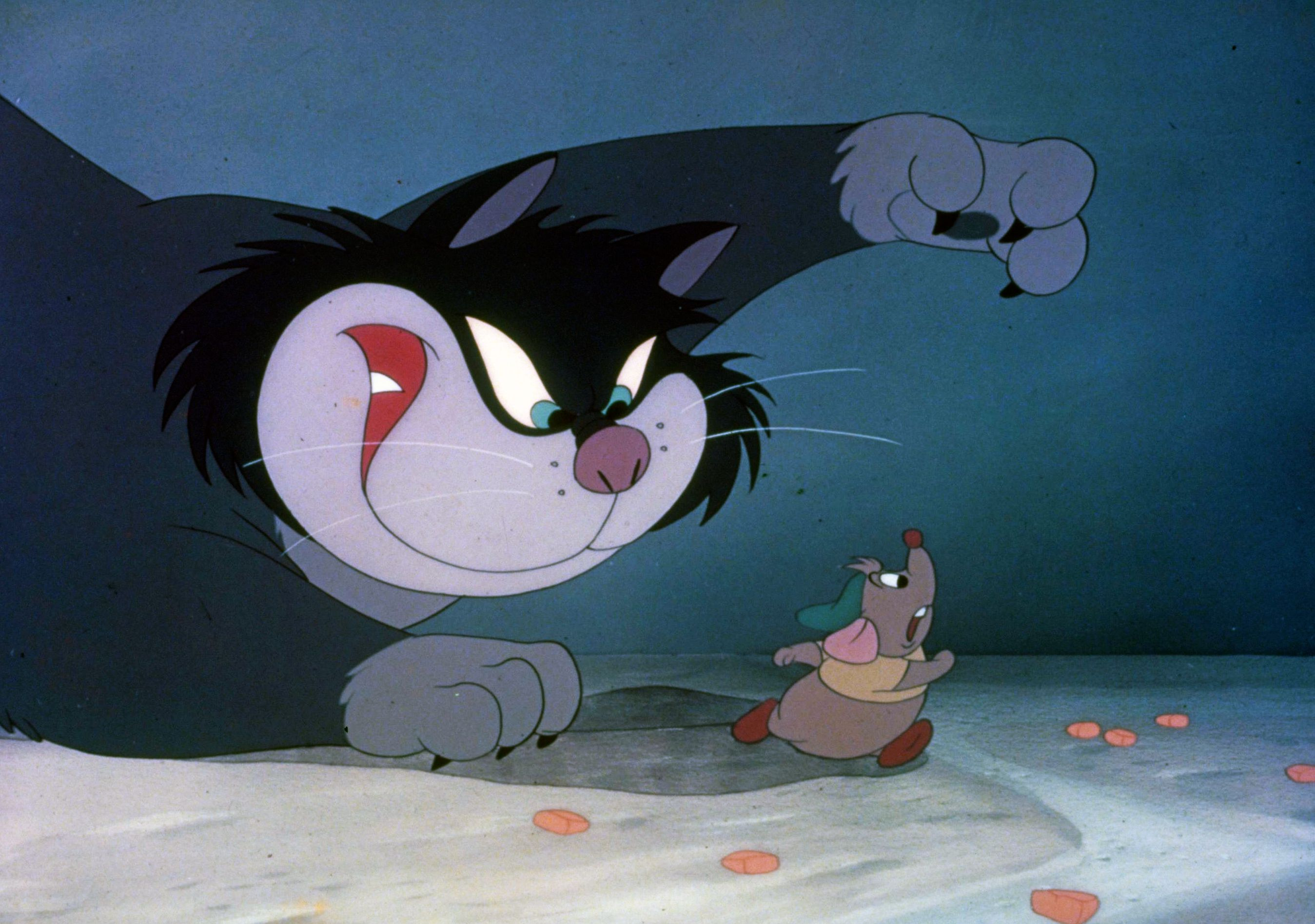 Lucifer the Cat From Cinderella